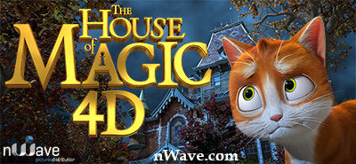 Email Signature The house of magic - film nWave