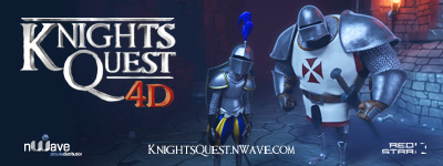 Knights Quest nWave Attraction film - Email Signature