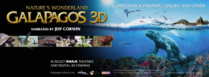 Galapagos 3D Facebook Cover