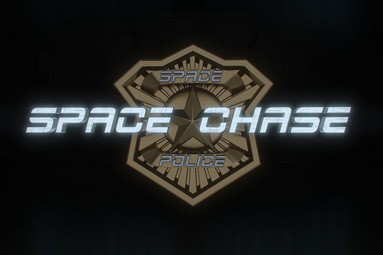 Space Chase Still - nWave Film