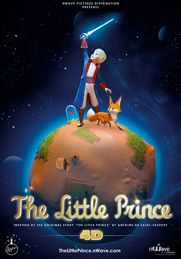The little prince 4D - nWave Film