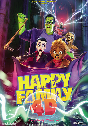 Happy Family: The Ride
