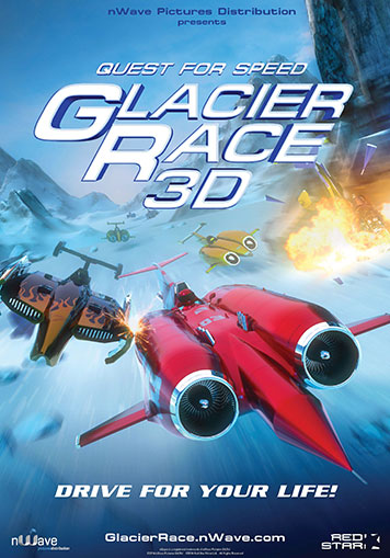 Glacier Race: Quest for Speed