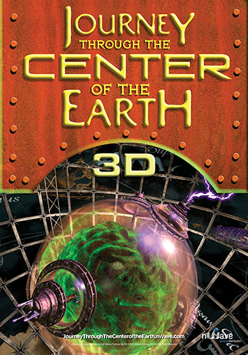 Journey Through the Center of the Earth