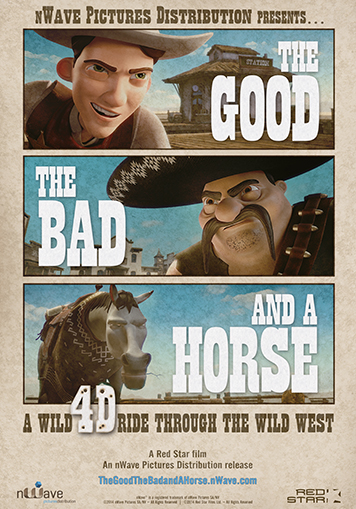The Good, The Bad and A Horse